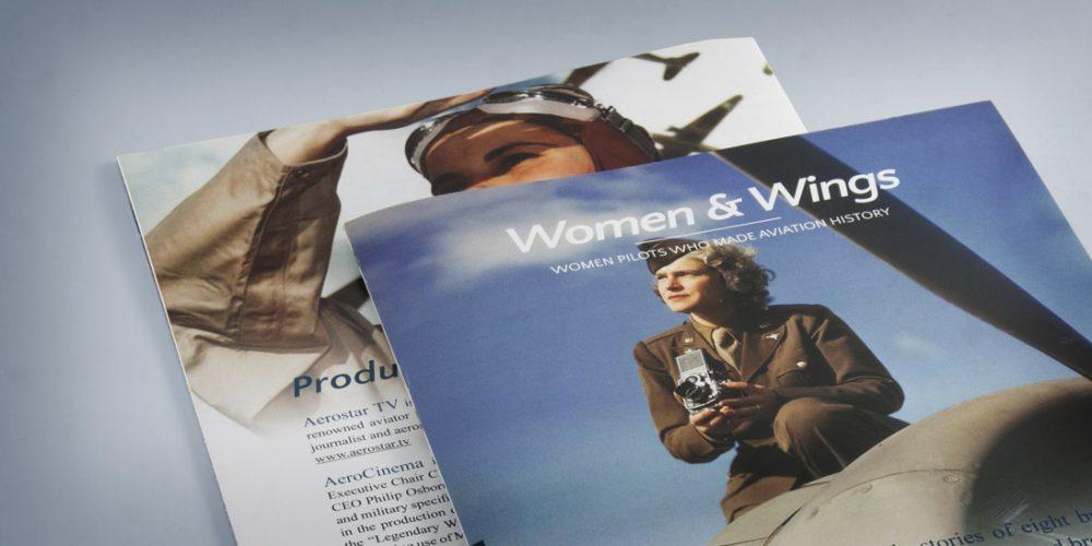 AeroCinema branding & print